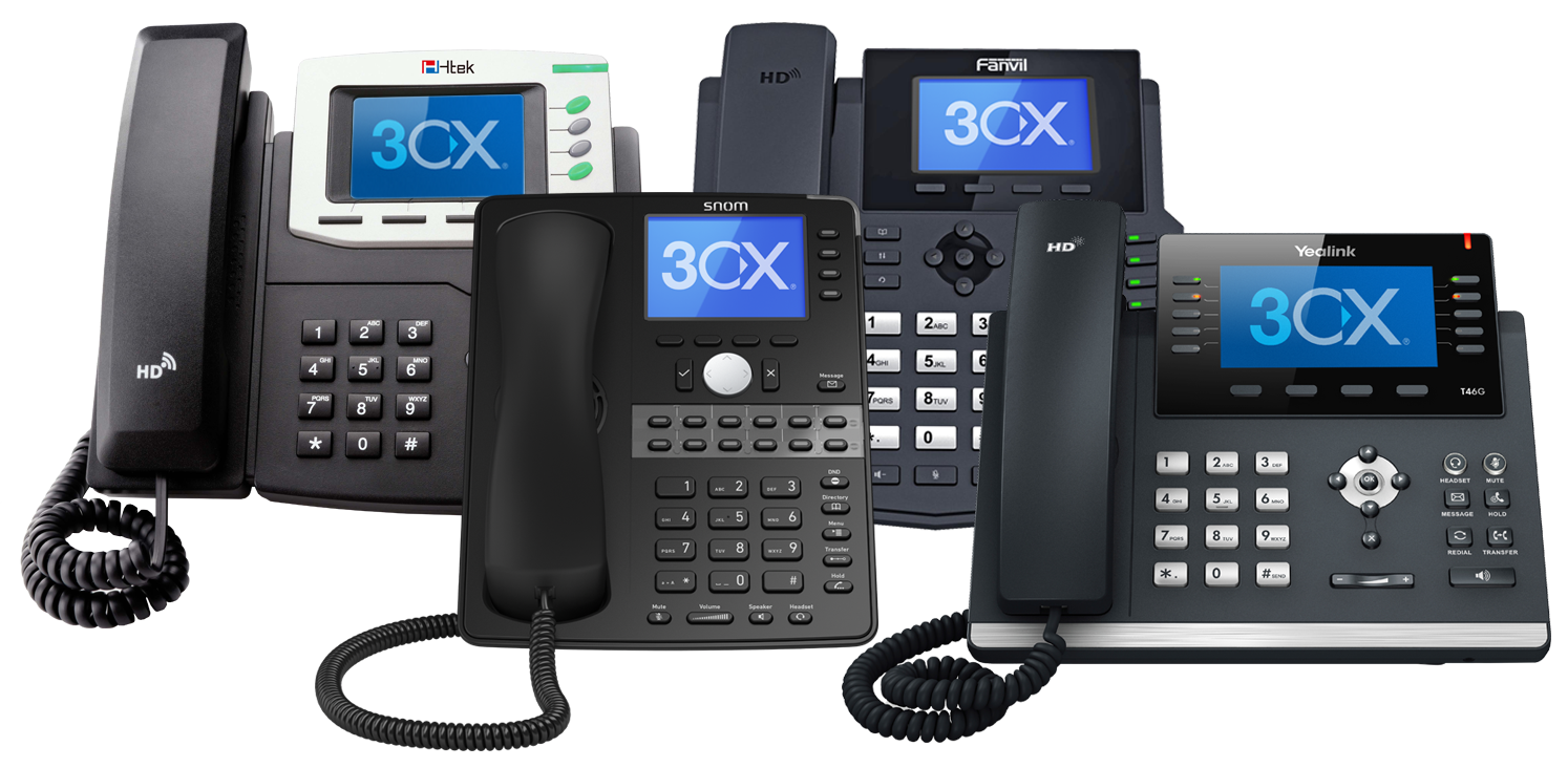 10 Advantages Of 3cx Phone System